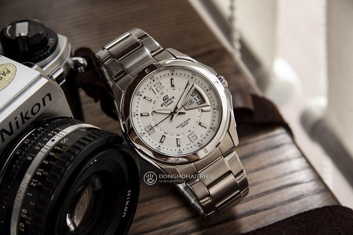 Đồng hồ Casio EF-129D-7AVUDF giá rẻ, miễn phí thay pin - Ảnh: 2