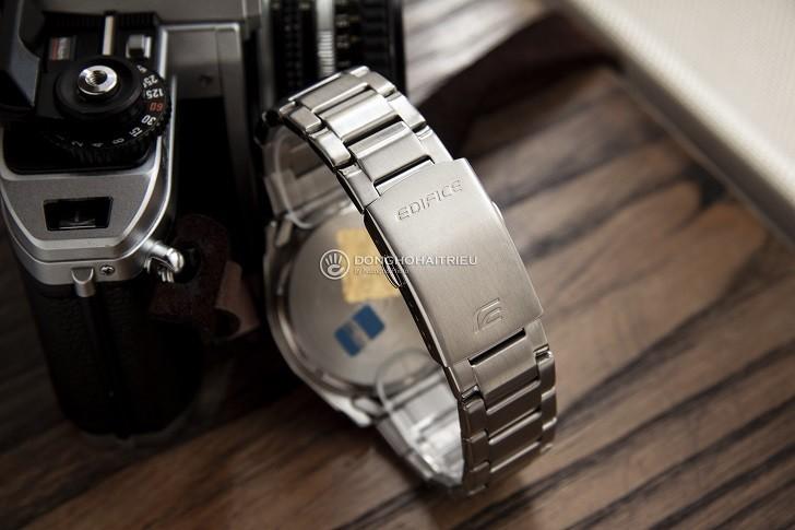 Đồng hồ Casio EF-129D-7AVUDF giá rẻ, miễn phí thay pin - Ảnh: 5