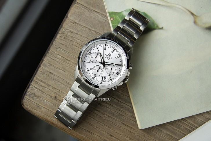 Đồng hồ Casio Edifice EFR-527D-7AVUDF wr100m, Chronograph - Ảnh: 10