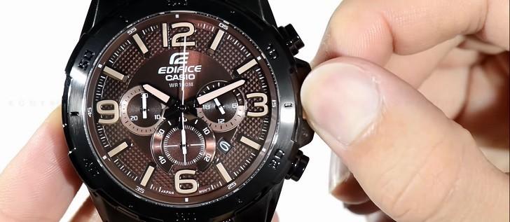 Casio EFR-538BK-5AVUDF tích hợp nhiều tính năng thể thao - Ảnh 6