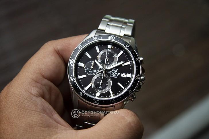Đồng hồ thể thao Casio EFR-546D-1AVUDF tích hợp hàng loạt tính năng - Ảnh 2