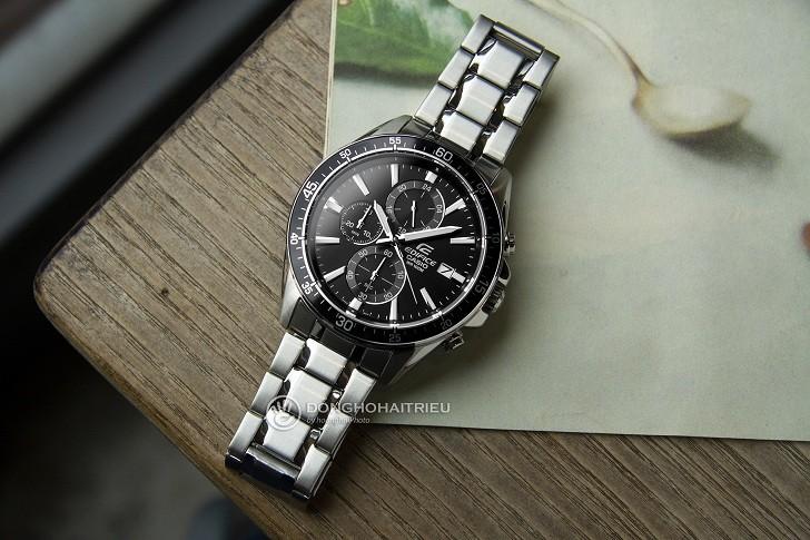 Đồng hồ thể thao Casio EFR-546D-1AVUDF tích hợp hàng loạt tính năng - Ảnh 4