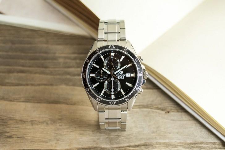 Đồng hồ thể thao Casio EFR-546D-1AVUDF tích hợp hàng loạt tính năng - Ảnh 5
