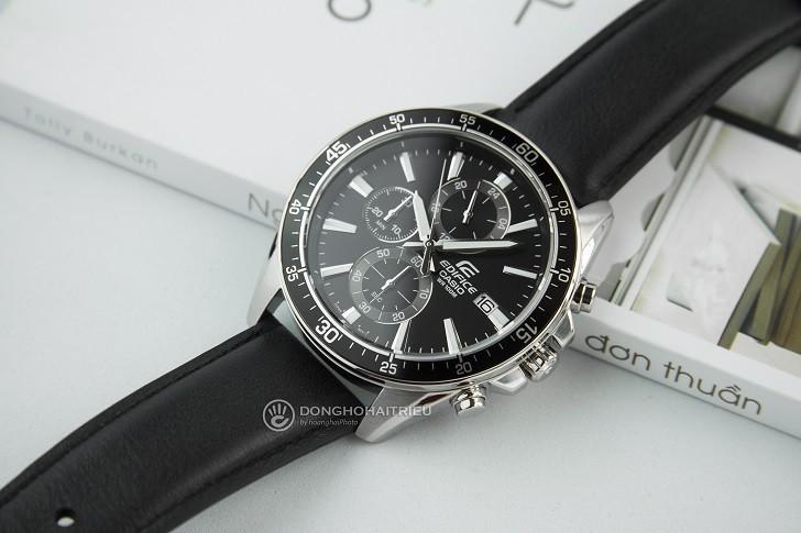 Đồng hồ Casio EFR-546L-1AVUDF giá rẻ, thay pin miễn phí - Ảnh: 1
