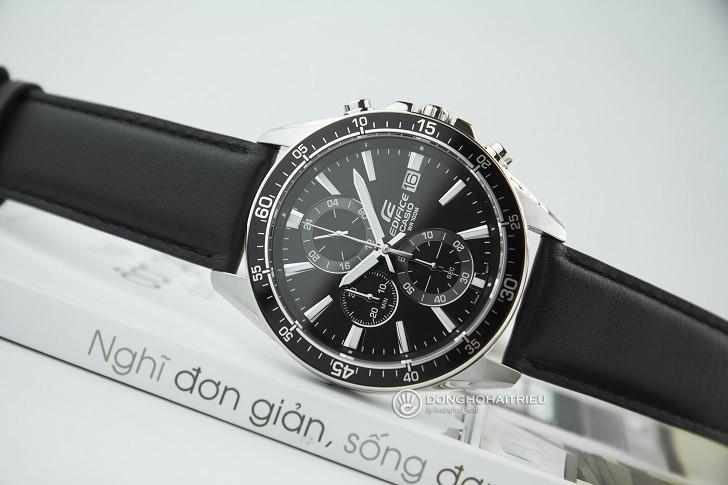 Đồng hồ Casio EFR-546L-1AVUDF giá rẻ, thay pin miễn phí - Ảnh: 2
