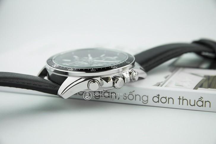 Đồng hồ Casio EFR-546L-1AVUDF giá rẻ, thay pin miễn phí - Ảnh: 4