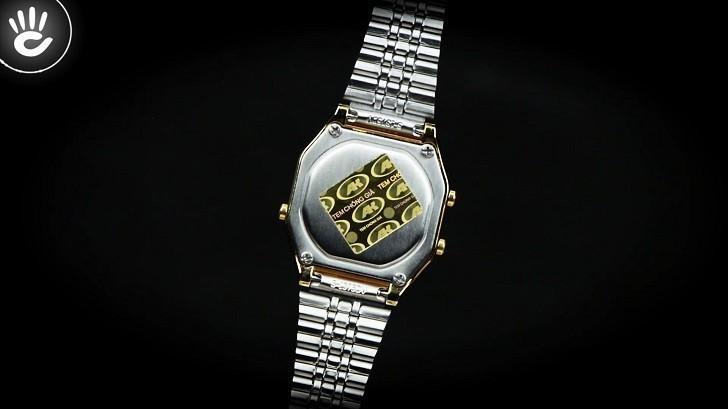 Đồng hồ nữ Casio LA680WGA-1BDF giá rẻ, thay pin miễn phí - Ảnh 5