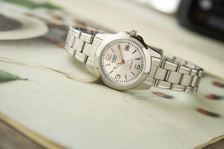 Đồng hồ Casio LTP-1215A-7ADF giá rẻ và thay pin miễn phí - Ảnh 1