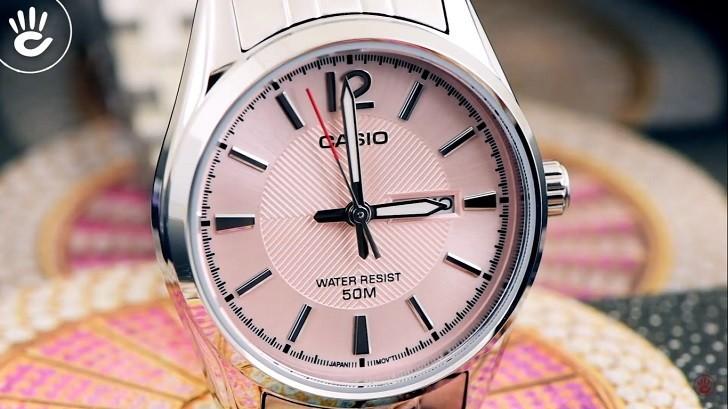 Đồng hồ Casio LTP-1335D-5AVDF giá rẻ, thay pin miễn phí - Ảnh 2