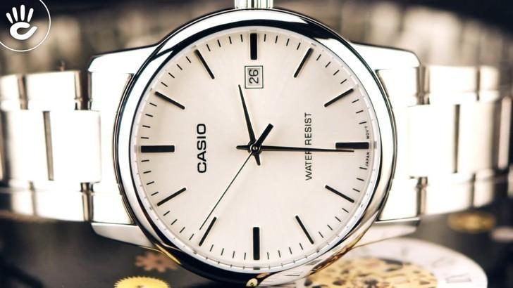 Đồng hồ Casio LTP-V002D-7AUDF giá rẻ, thay pin miễn phí - Ảnh 1