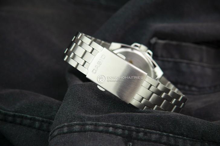 Đồng hồ Casio MTD-1060D-1AVDF phong cách mạnh mẽ nam tính - Ảnh 4
