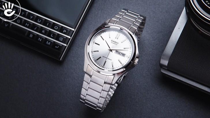 Đồng hồ nam Casio MTP-1239D-7ADF giá rẻ, thay pin miễn phí - Ảnh 1