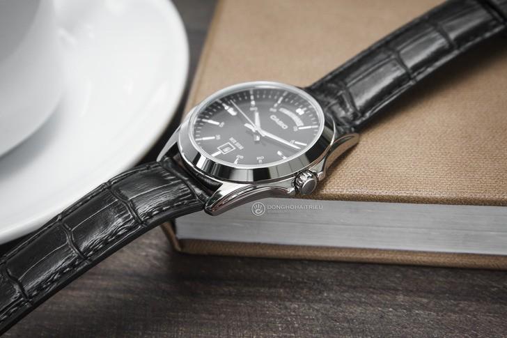 Đồng hồ Casio MTP-1370L-1AVDF máy Nhật, thay pin miễn phí - Ảnh 7