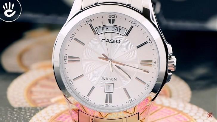 Đồng hồ Casio MTP-1381D-7AVDF giá rẻ, miễn phí thay pin - Ảnh: 4