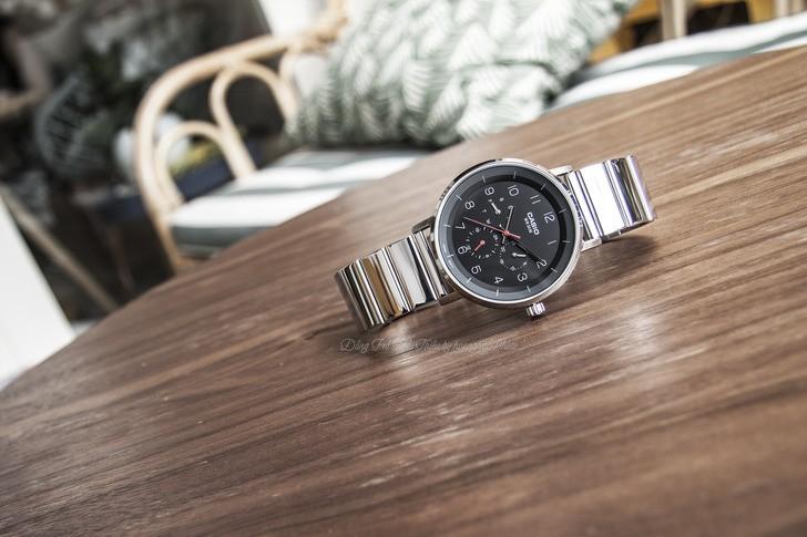 Đồng hồ Casio MTP-E314D-1BVDF giá rẻ, free thay pin trọn đời - Ảnh 3