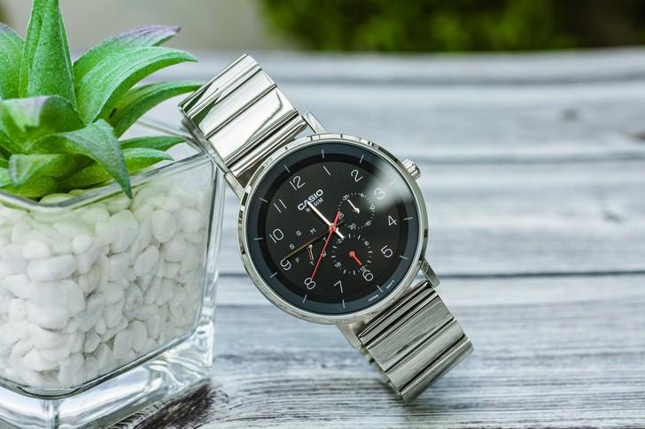 Đồng hồ Casio MTP-E314D-1BVDF giá rẻ, free thay pin trọn đời - Ảnh 6