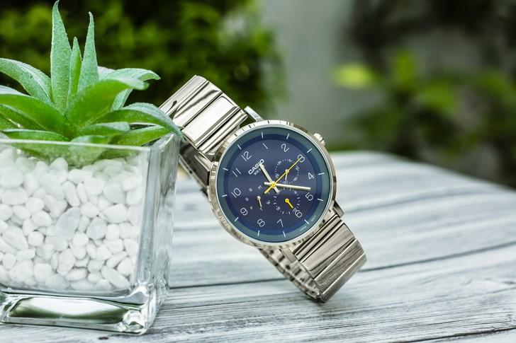 Đồng hồ Casio MTP-E314D-2BVDF giá rẻ, thay pin miễn phí - Ảnh 3