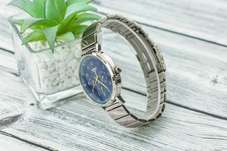 Đồng hồ Casio MTP-E314D-2BVDF giá rẻ, thay pin miễn phí - Ảnh 6