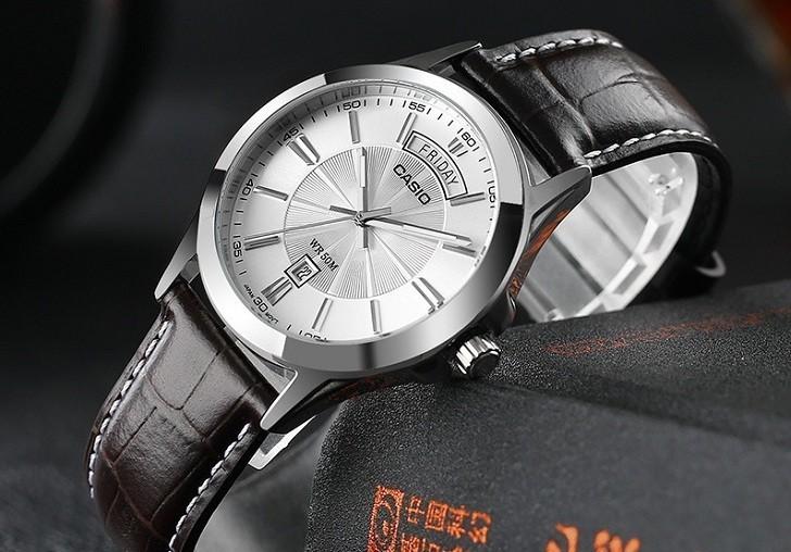 Đồng hồ Casio MTP-1381L-7AVDF giá rẻ, miễn phí thay pin - Ảnh: 6