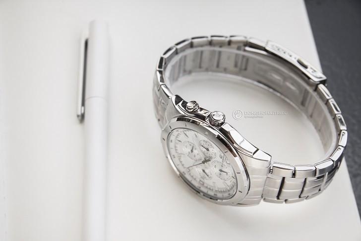 Đồng hồ Casio EF-328D-7AVUDF thay pin miễn phí trọn đời - Ảnh 4