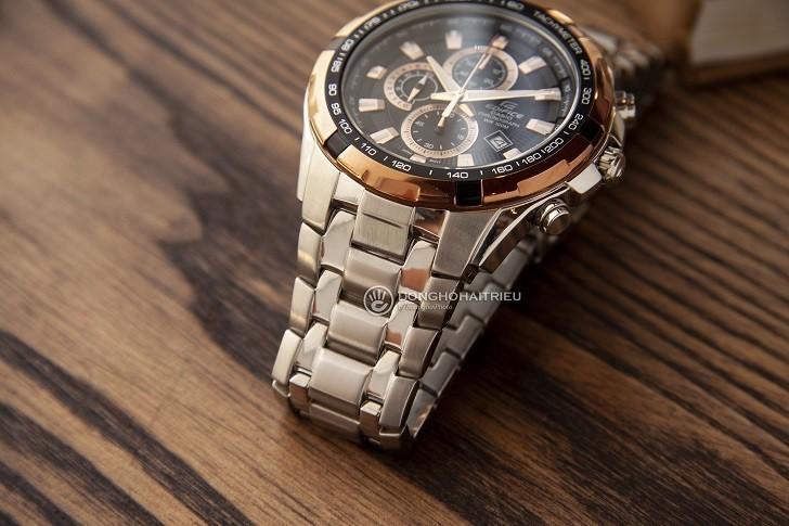 Đồng hồ Casio EF-539D-1A5VUDF giá rẻ, thay pin miễn phí - Ảnh 5
