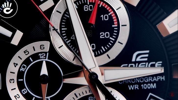 Đồng hồ nam Casio EF-539D-1AVUDF giá rẻ, thay pin miễn phí - Ảnh 2