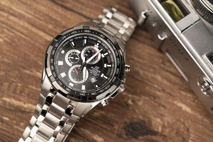 Đồng hồ nam Casio EF-539D-1AVUDF giá rẻ, thay pin miễn phí - Ảnh 4