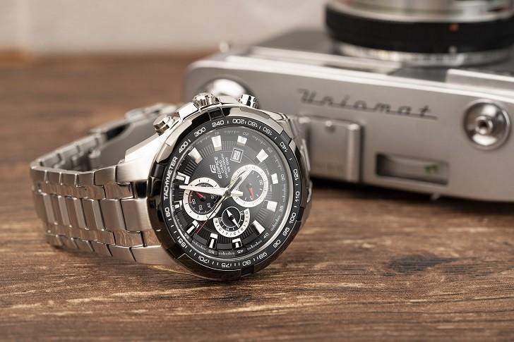 Đồng hồ nam Casio EF-539D-1AVUDF giá rẻ, thay pin miễn phí - Ảnh 6