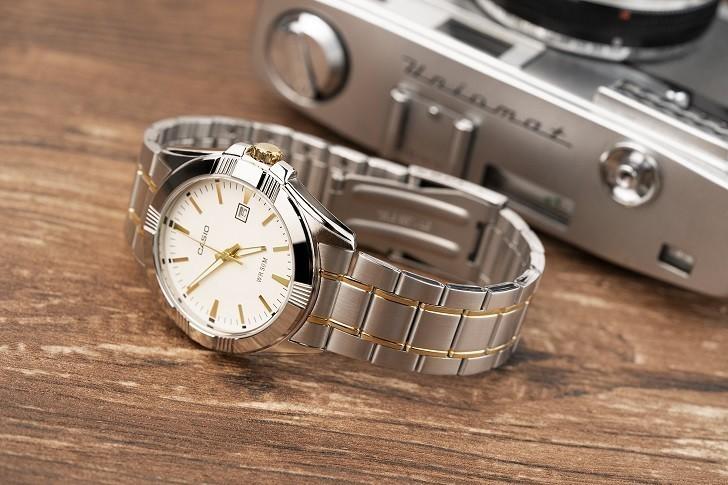 Đồng hồ Casio MTP-1308SG-7AVDF giá rẻ, thay pin miễn phí - Ảnh 2
