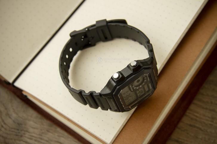 Đồng hồ Casio AE-1200WH-1AVDF giá rẻ, thay pin miễn phí - Ảnh 6