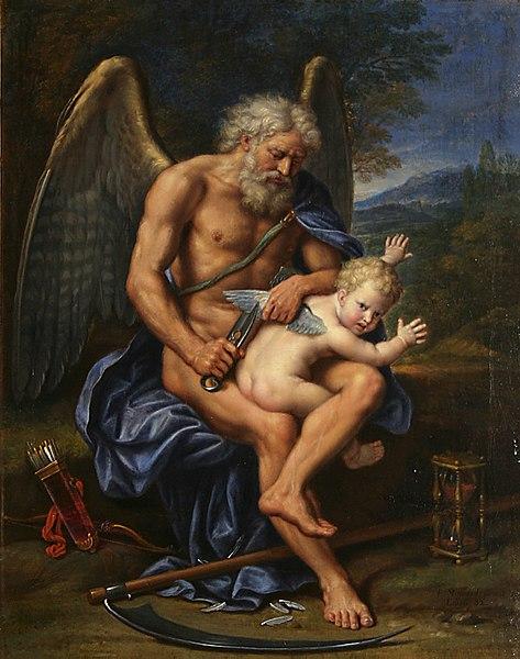 Chronos, Vị Thần Thời Gian Của Hy Lạp Và Thế Giới Đồng Hồ 1