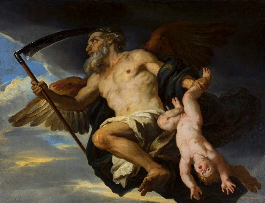 Chronos, Vị Thần Thời Gian Của Hy Lạp Và Thế Giới Đồng Hồ 2