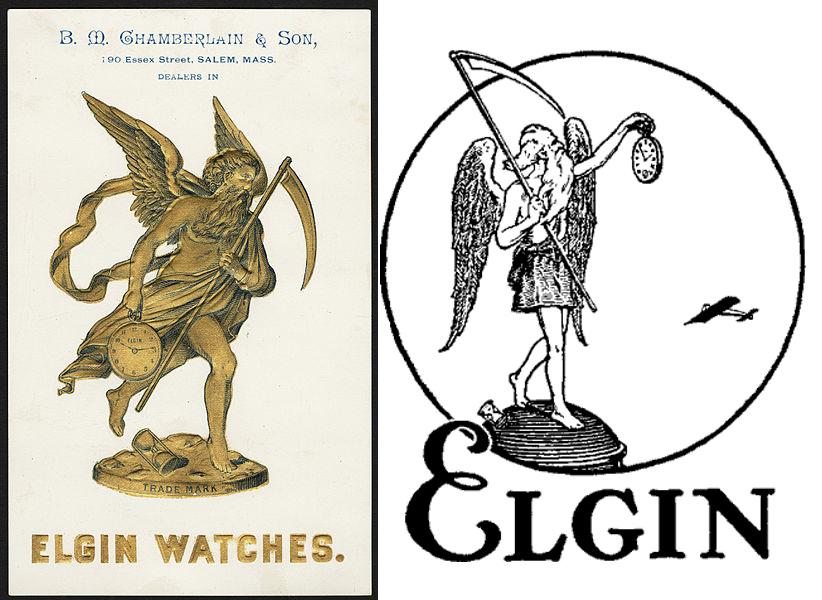 Chronos, Vị Thần Thời Gian Của Hy Lạp Và Thế Giới Đồng Hồ Elgin