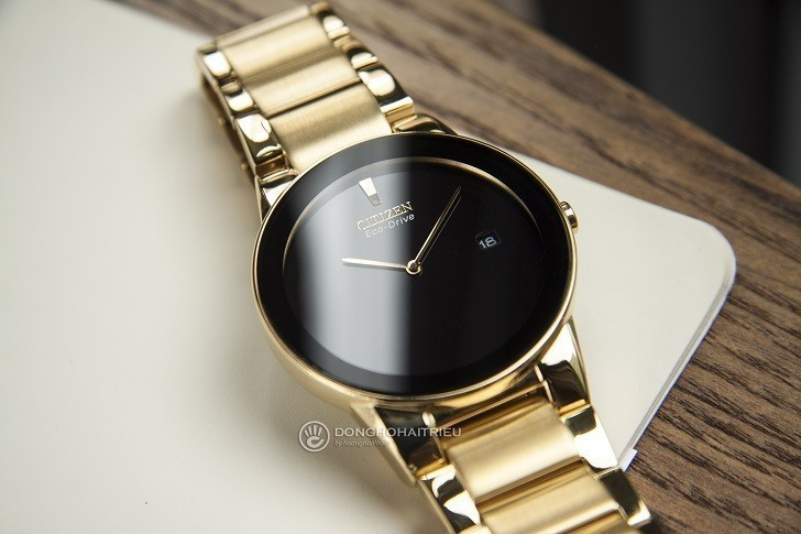 Đồng hồ nam Citizen AU1062-56E bộ máy năng lượng ánh sáng - Ảnh 1