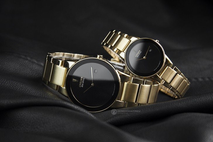 Đồng hồ nam Citizen AU1062-56E bộ máy năng lượng ánh sáng - Ảnh 2