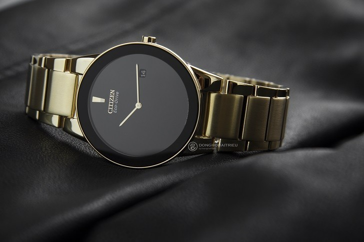 Đồng hồ nam Citizen AU1062-56E bộ máy năng lượng ánh sáng - Ảnh 3