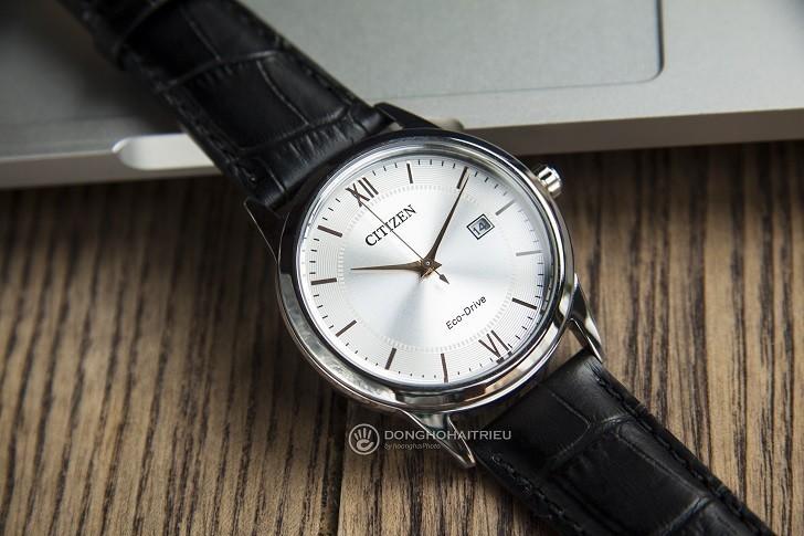 Đồng hồ nam Citizen AW1236-11A bộ máy năng lượng ánh sáng - Ảnh 1
