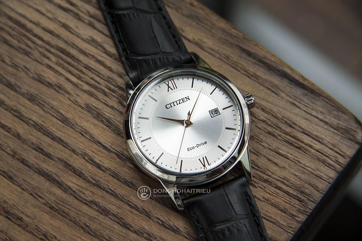Đồng hồ nam Citizen AW1236-11A bộ máy năng lượng ánh sáng - Ảnh 5