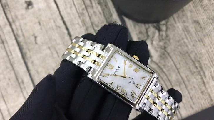 Đồng hồ nam Citizen BH3004-59D giá rẻ, thay pin miễn phí - Ảnh 1