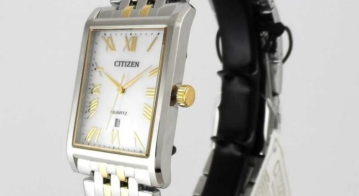 Đồng hồ nam Citizen BH3004-59D giá rẻ, thay pin miễn phí - Ảnh 3