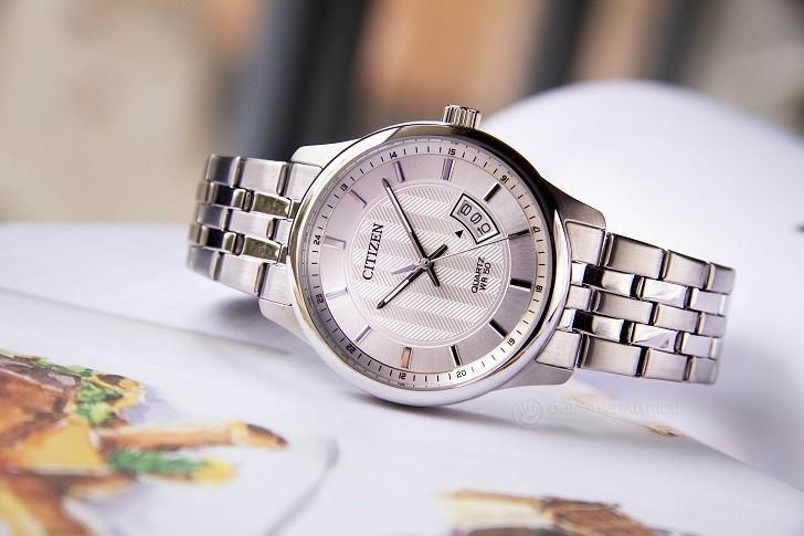 Đồng hồ Citizen BI1050-81A giá rẻ, miễn phí thay pin trọn đời - Ảnh: 1