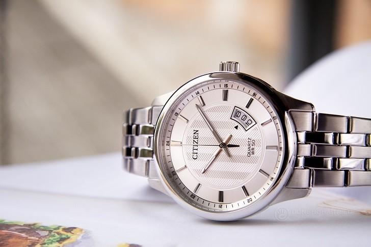 Đồng hồ Citizen BI1050-81A giá rẻ, miễn phí thay pin trọn đời - Ảnh: 4