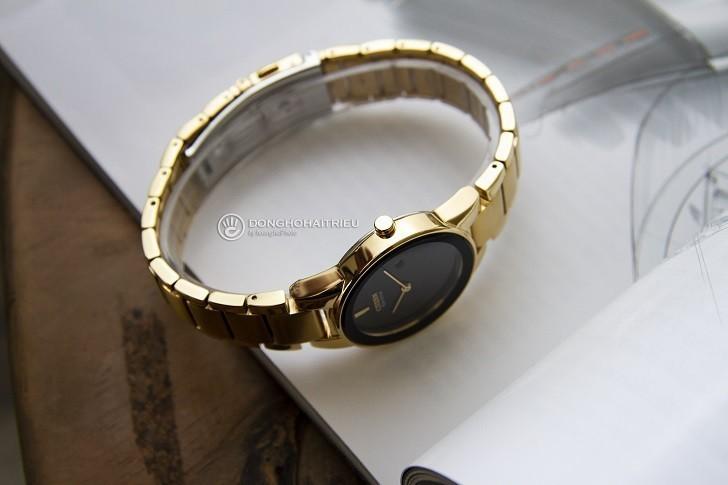 Đồng hồ nữ Citizen GA1052-55E bộ máy năng lượng ánh sáng - Ảnh 2