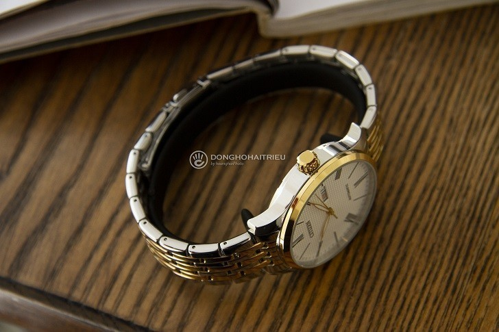 Đồng hồ Citizen NH8354-58A máy cơ, kim phủ dạ quang đẹp mắt - Ảnh: 3