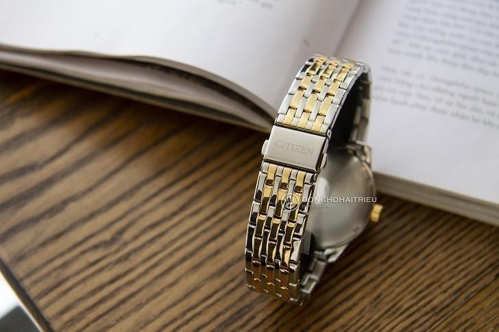 Đồng hồ Citizen NH8354-58A máy cơ, kim phủ dạ quang đẹp mắt - Ảnh: 6