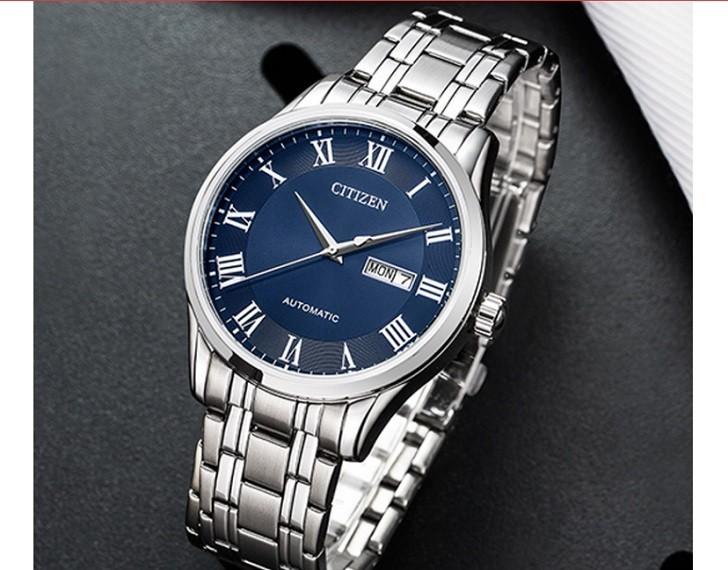 Đồng hồ Citizen NH8360-80L automatic, trữ cót đến 40 giờ - Ảnh 1