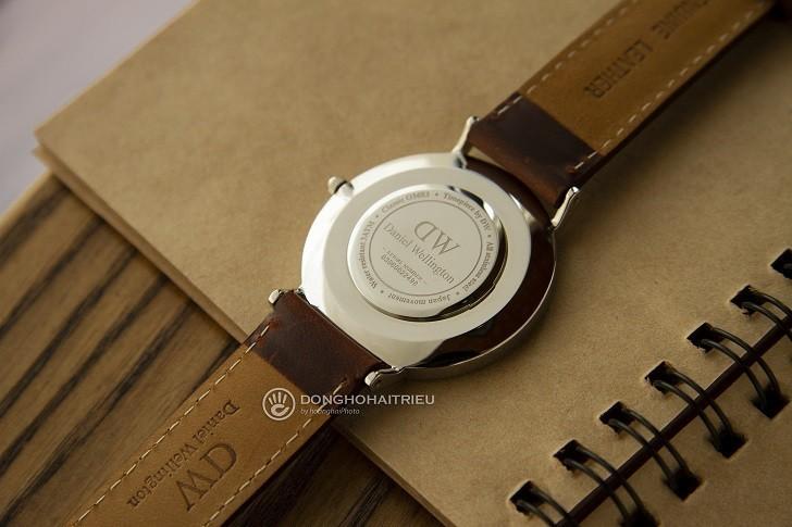 Đồng hồ nữ Daniel Wellington DW00100052 thay pin miễn phí - Ảnh 3