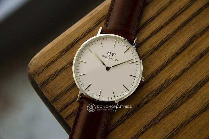 Đồng hồ nữ Daniel Wellington DW00100052 thay pin miễn phí - Ảnh 4