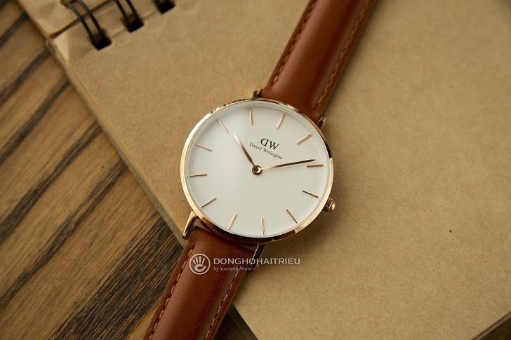Đồng hồ nữ Daniel Wellington DW00100172 thay pin miễn phí - Ảnh 1