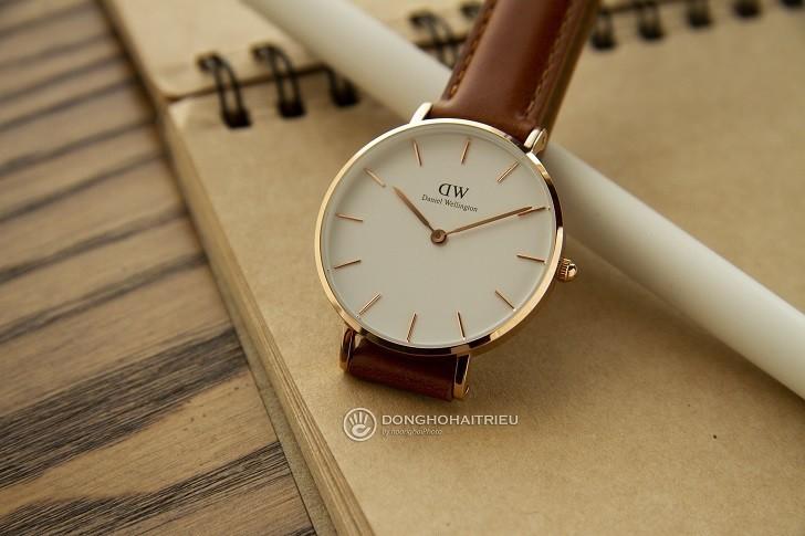 Đồng hồ nữ Daniel Wellington DW00100172 thay pin miễn phí - Ảnh 4